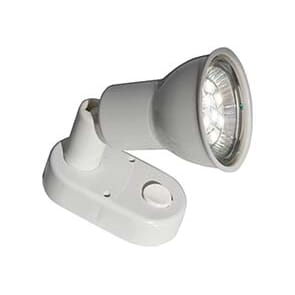 Mini Spotlight LED hvit 1,9W