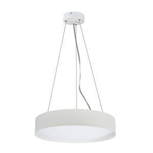 Taklampe Design White