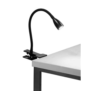 Spotlight Design flyttbar Black